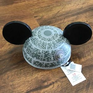 Mickey Mouse Star Wars ears rare lights up